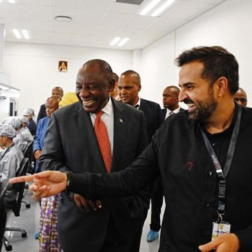 South African smartphone factory to launch!